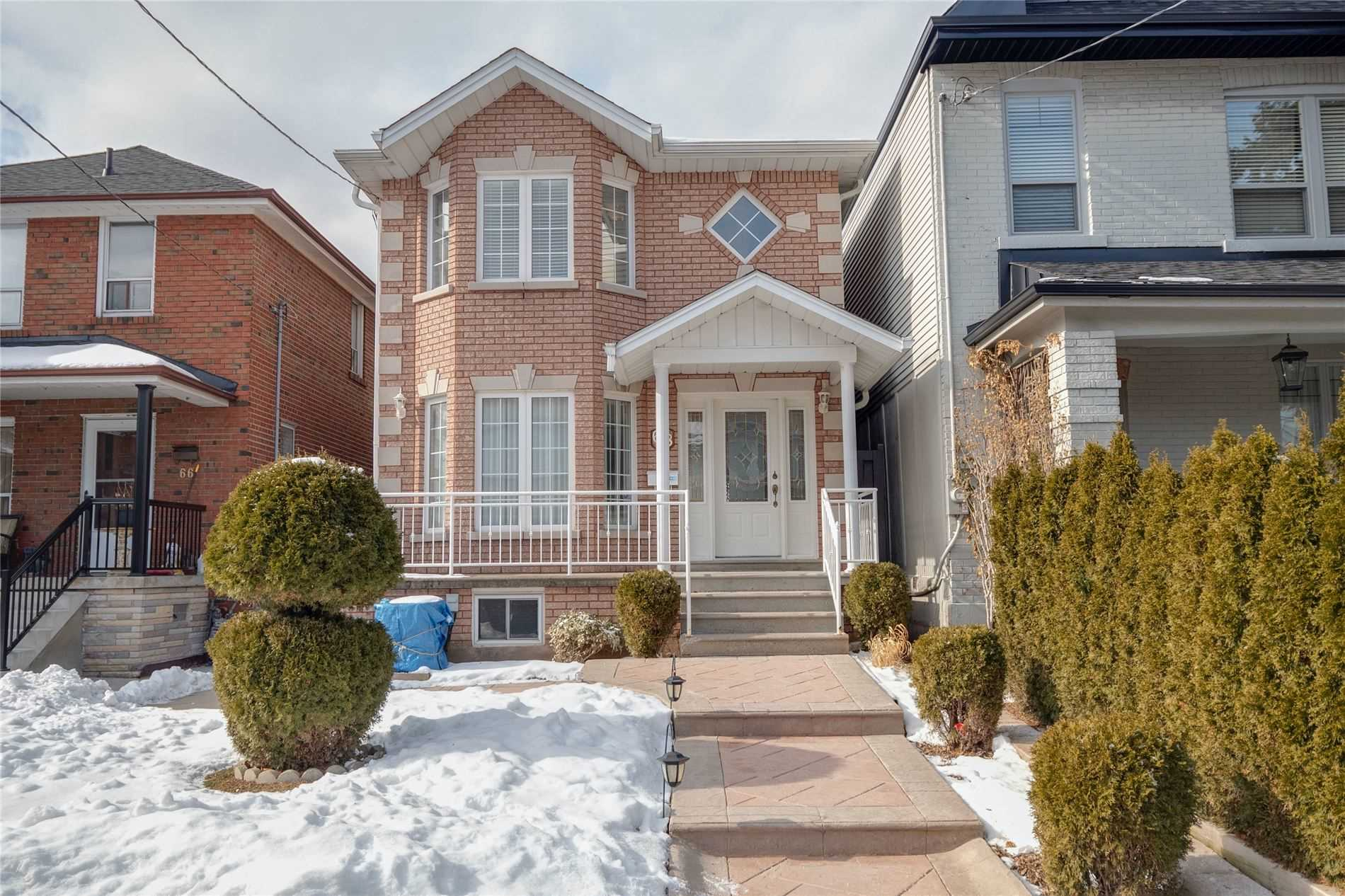 For Sale: 68 Sellers Avenue, Toronto, ON | 3 Bed, 4 Bath House for $1365000.00. See 23 photos!