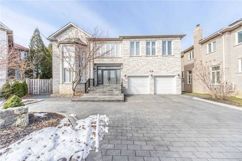 House for sale at 68 Sheila Cres Richmond Hill Ontario - MLS: N4737156