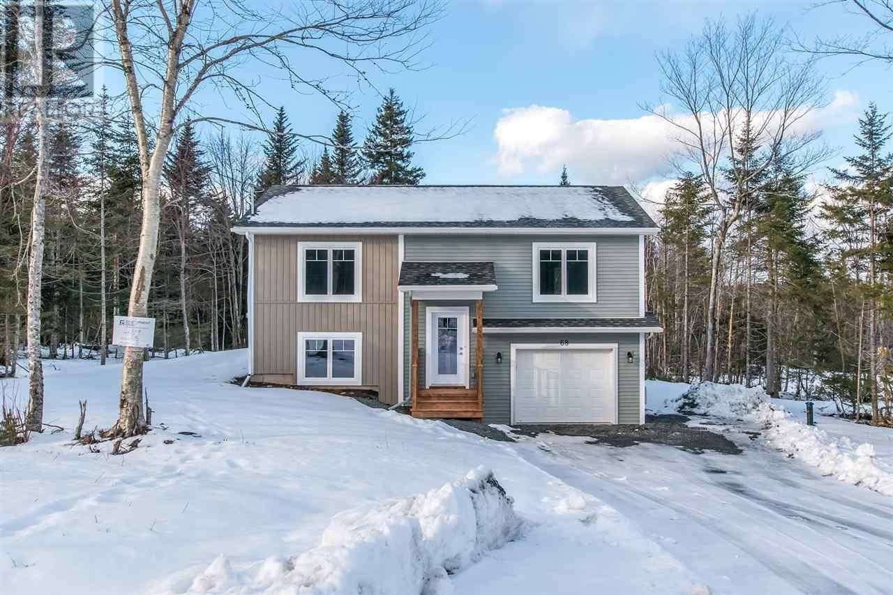 House for sale at 68 Singer Dr Lucasville Nova Scotia - MLS: 201915049