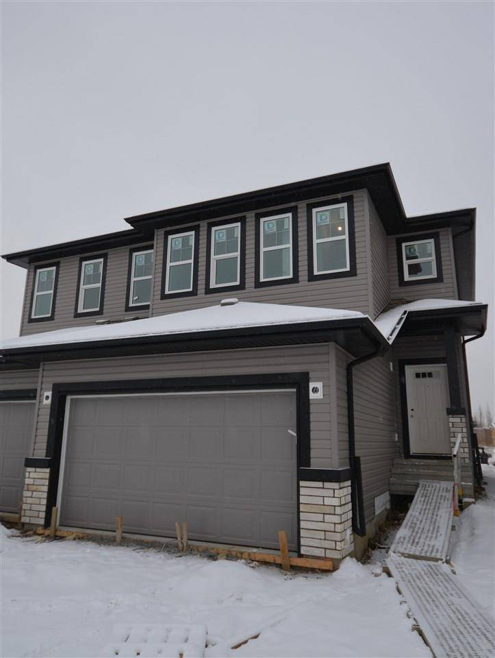 Townhouse for sale at 68 Springwood Wy Spruce Grove Alberta - MLS: E4181564