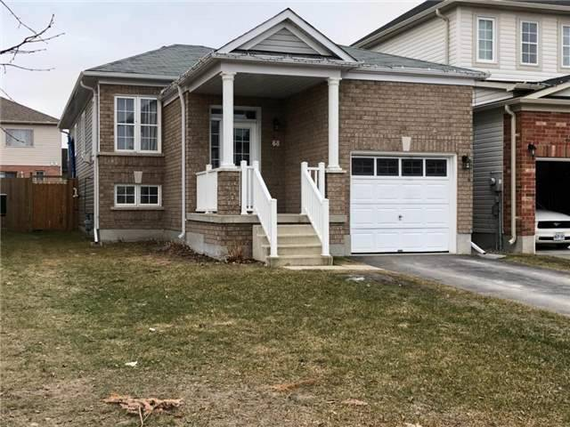 For Sale: 68 Stonemount Crescent, Essa, ON | 2 Bed, 3 Bath House for $439,000. See 20 photos!