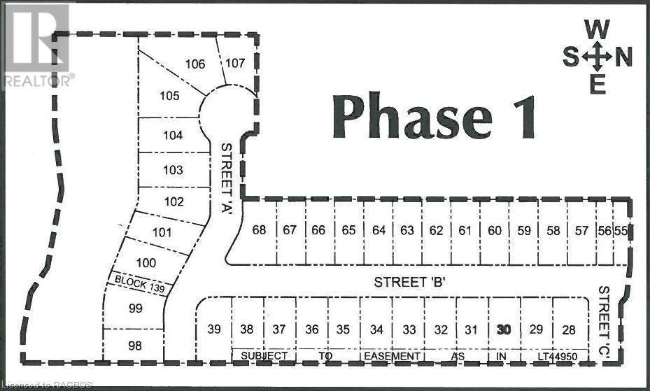 Residential property for sale at 68 Street B St Walkerton Ontario - MLS: 235252