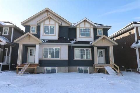 Townhouse for sale at 68 Sundown Vw Cochrane Alberta - MLS: C4286598
