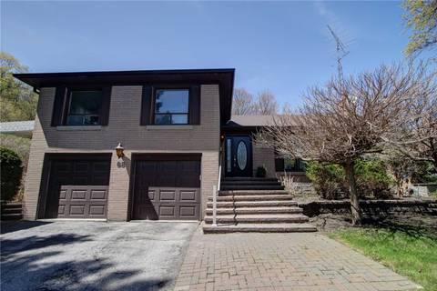 House for sale at 68 Sylvan Ave Toronto Ontario - MLS: E4456962