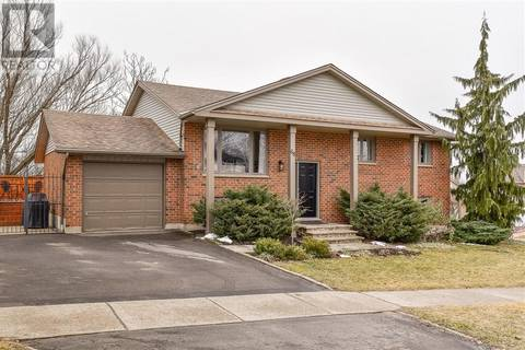 House for sale at 68 Thornhill Dr Guelph Ontario - MLS: 30724645