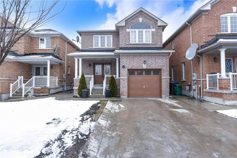 House for sale at 68 Treasure Dr Brampton Ontario - MLS: W4702354