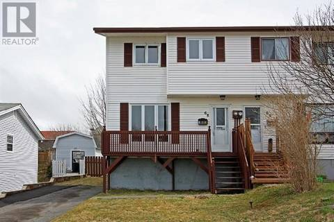 House for sale at 68 Tweedsmuir Pl Mount Pearl Newfoundland - MLS: 1193743