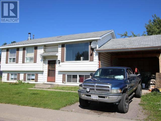House for sale at 68 Valleyview Pl Tumbler Ridge British Columbia - MLS: 179657