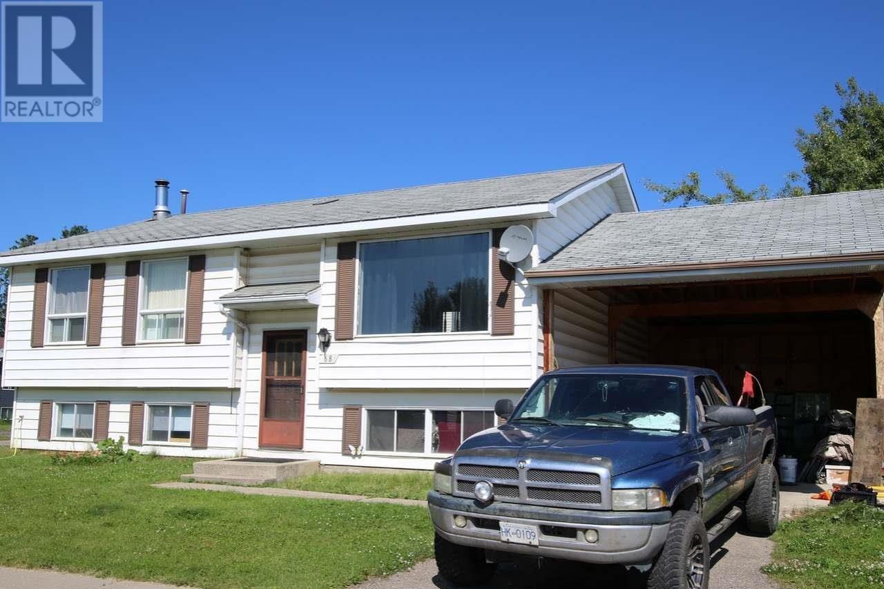 House for sale at 68 Valleyview Pl Tumbler Ridge British Columbia - MLS: 185078