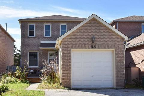 House for sale at 68 Wallace Dr Barrie Ontario - MLS: S4605531