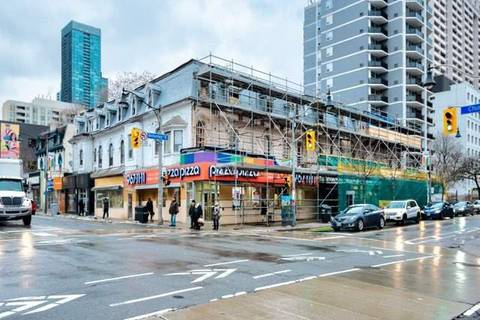 Commercial property for lease at 68 Wellesley St Toronto Ontario - MLS: C4632629