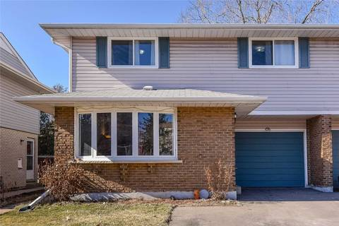 Townhouse for sale at 68 Westwood Dr Kitchener Ontario - MLS: X4394901