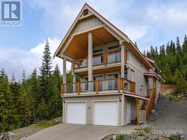 House for sale at 680 Arrowsmith Rdge Courtenay British Columbia - MLS: 459221