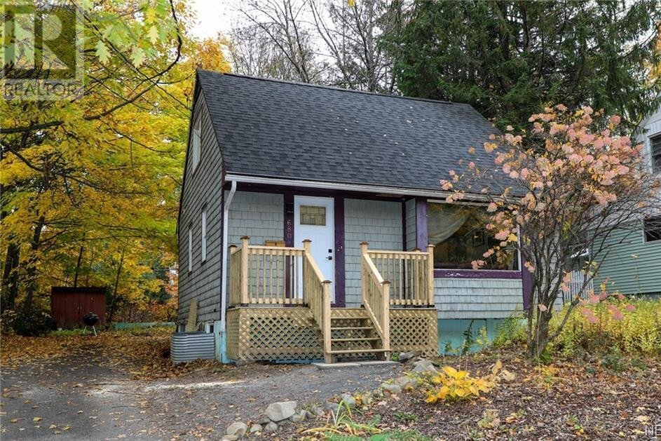 House for sale at 680 Chestnut St Fredericton New Brunswick - MLS: NB051027