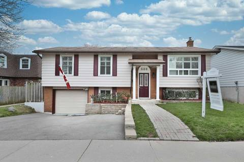 House for sale at 680 Francis Rd Burlington Ontario - MLS: W4748518