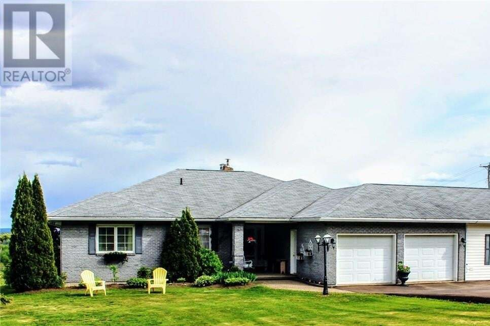 House for sale at 680 Front Mountain Rd Moncton New Brunswick - MLS: M128766