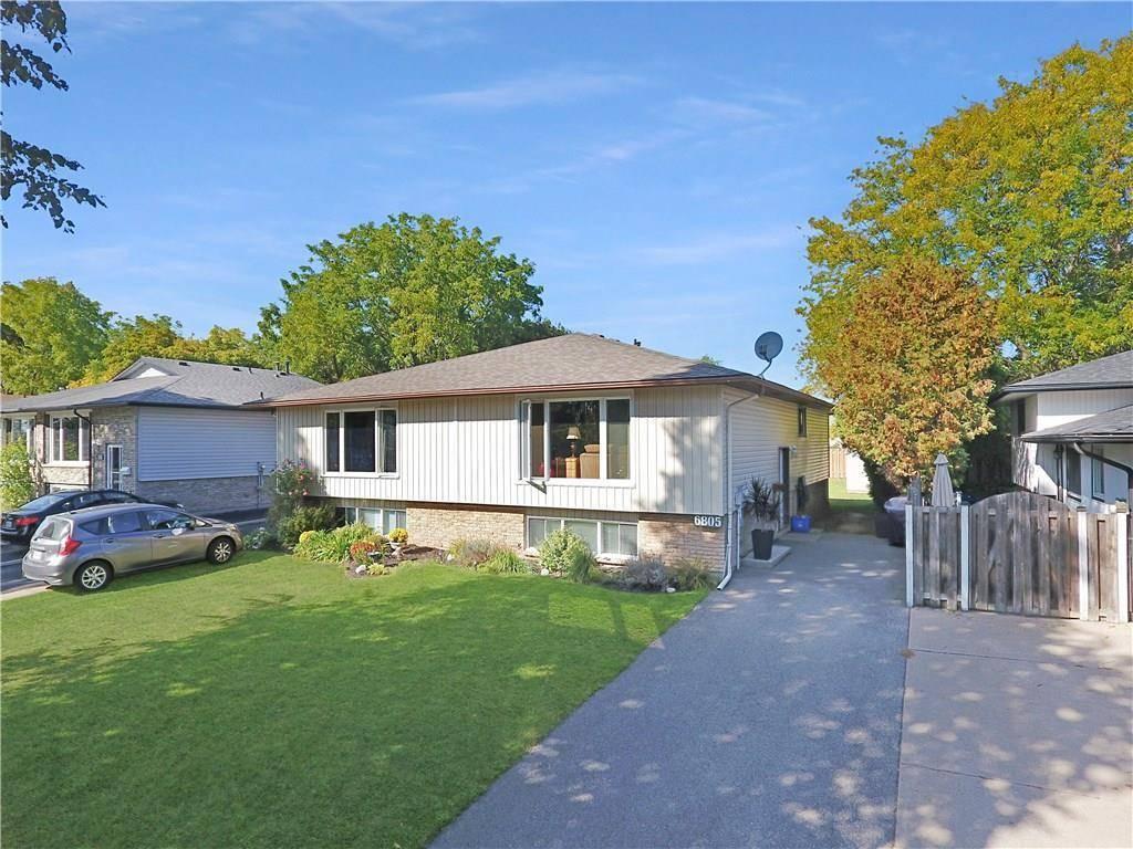 House for sale at 6805 Dawson St Niagara Falls Ontario - MLS: 30771551