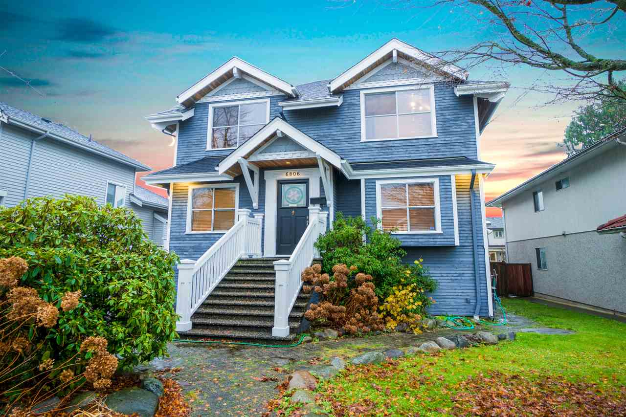 Sold: 6806 Linden Avenue, Burnaby, BC