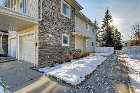 Townhouse for sale at 6807 Pinecliff Gr Northeast Calgary Alberta - MLS: C4237073