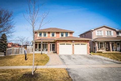 House for sale at 681 Leslie Valley Dr Newmarket Ontario - MLS: N4435267