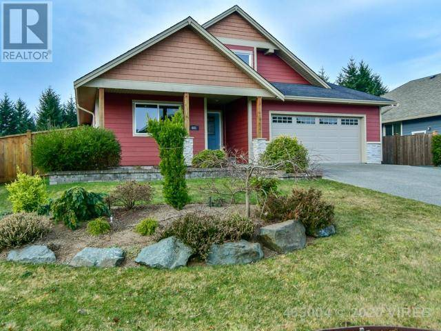 House for sale at 681 Nodales Dr Campbell River British Columbia - MLS: 465004