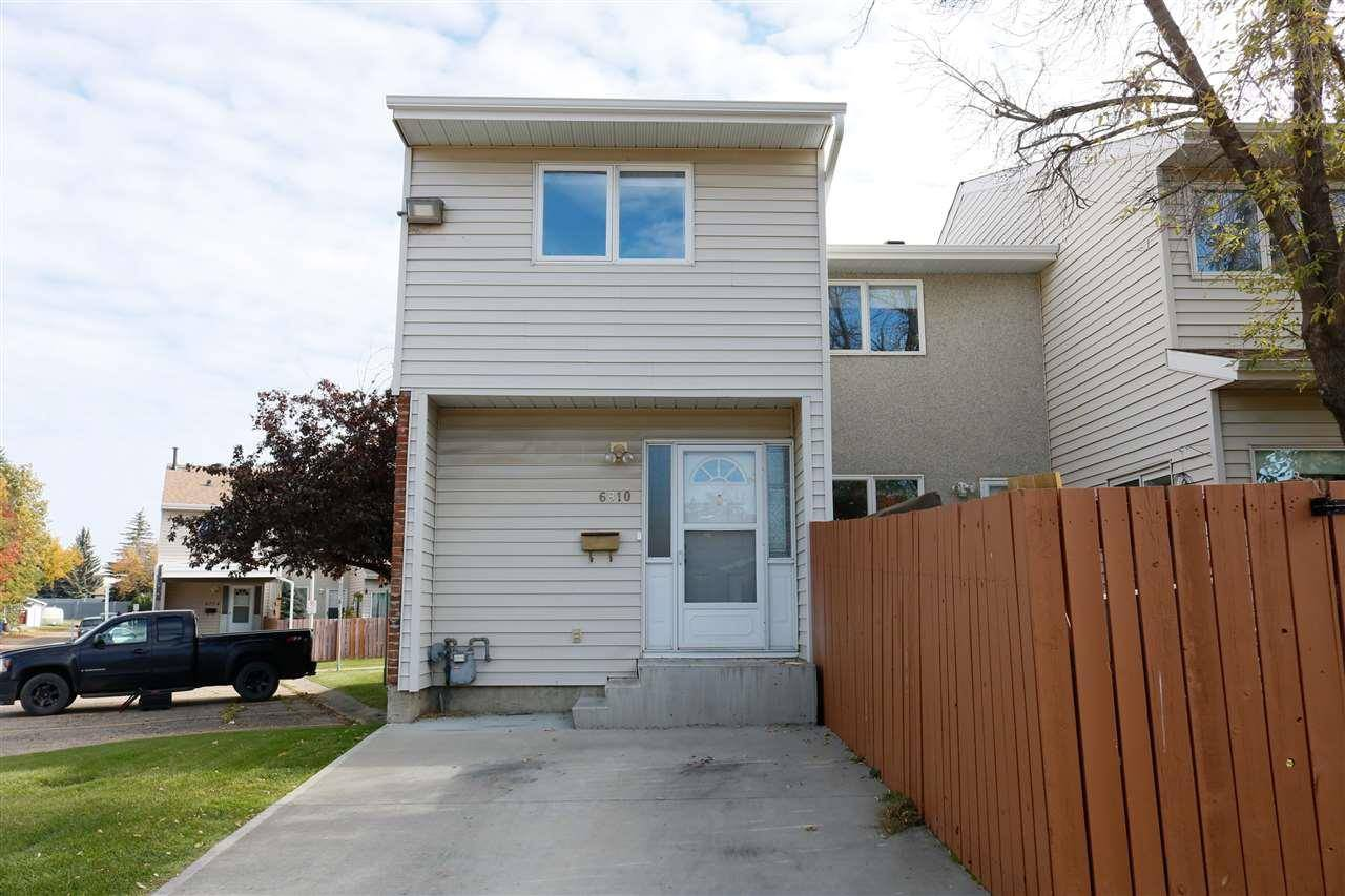 Townhouse for sale at 6810 36a Ave Nw Edmonton Alberta - MLS: E4176094