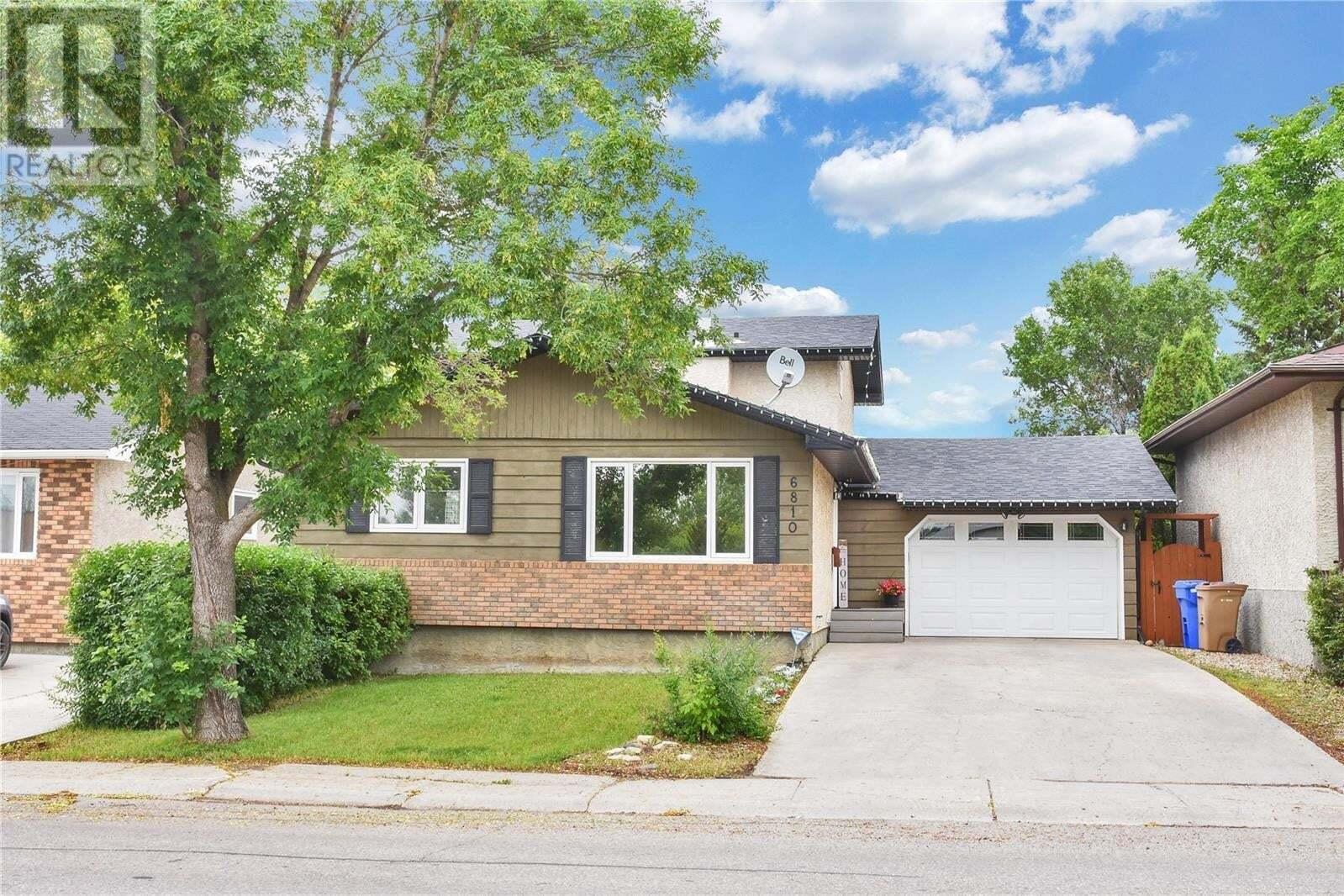 House for sale at 6810 Dalgliesh Dr Regina Saskatchewan - MLS: SK814836