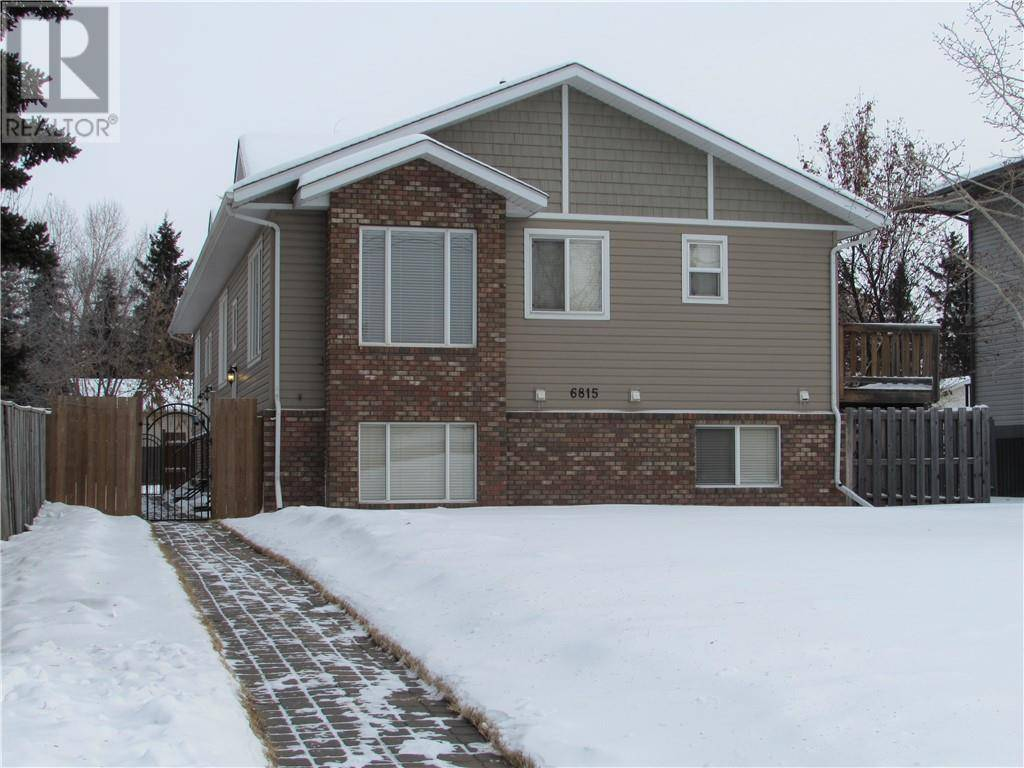 House for sale at 6815 59 Ave Red Deer Alberta - MLS: ca0185890