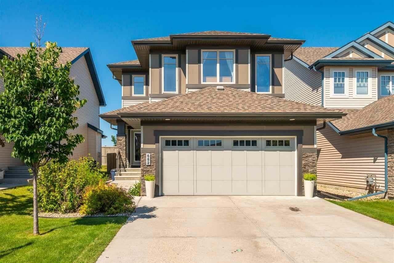 House for sale at 682 Adams Wy SW Edmonton Alberta - MLS: E4205085