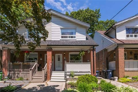 Townhouse for sale at 682 Milverton Blvd Toronto Ontario - MLS: E4491192