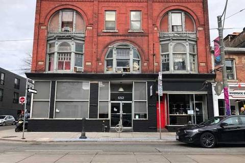 Commercial property for sale at 682 Queen St Toronto Ontario - MLS: E4716225