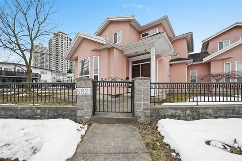 Townhouse for sale at 6821 Walker Ave Burnaby British Columbia - MLS: R2346180