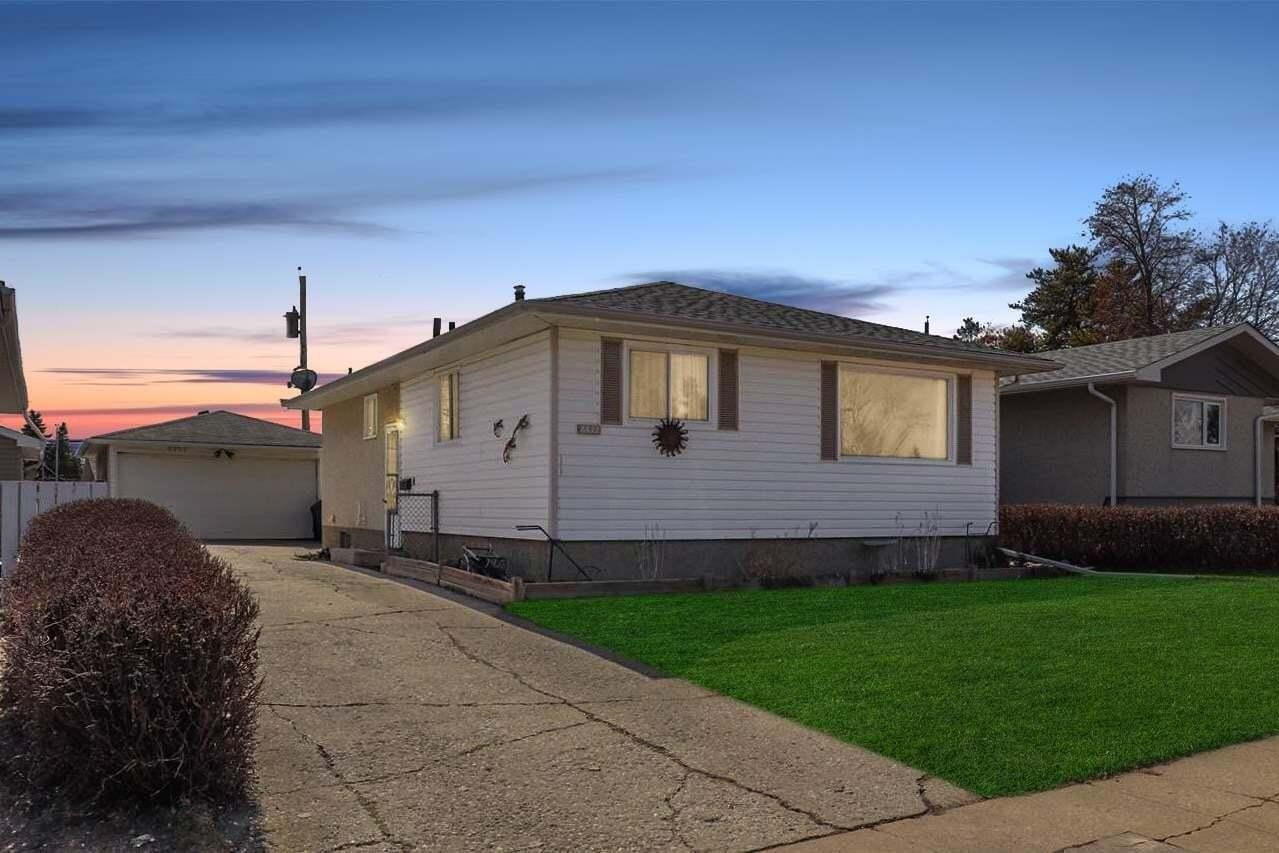 House for sale at 6823 135 Av NW Edmonton Alberta - MLS: E4210970