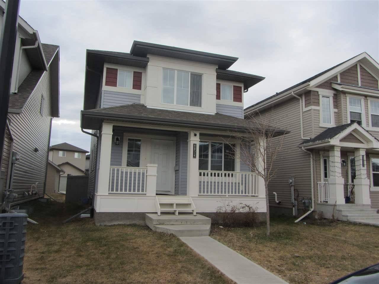 House for sale at 6824 Cardinal Li Sw Edmonton Alberta - MLS: E4192464