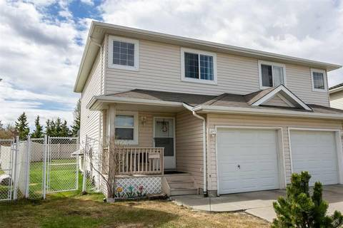 Townhouse for sale at 6829 159a Ave Nw Edmonton Alberta - MLS: E4155661