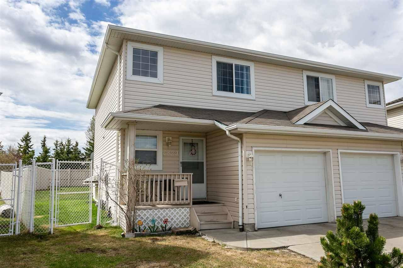 Townhouse for sale at 6829 159a Ave Nw Edmonton Alberta - MLS: E4176163
