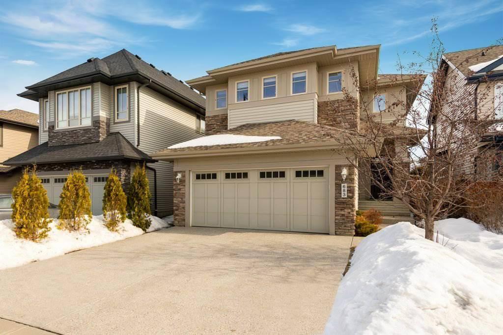 House for sale at 683 Adams Wy Sw Edmonton Alberta - MLS: E4190808