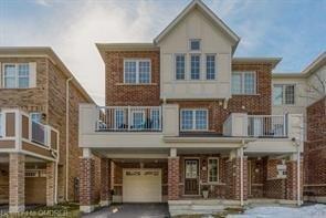 Townhouse for sale at 683 Laking Terr Milton Ontario - MLS: O4992205