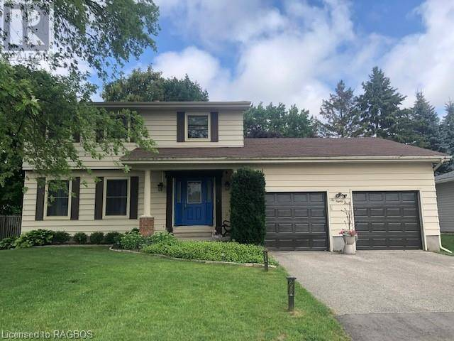 House for sale at 683 Orchard Dr Port Elgin Ontario - MLS: 211676