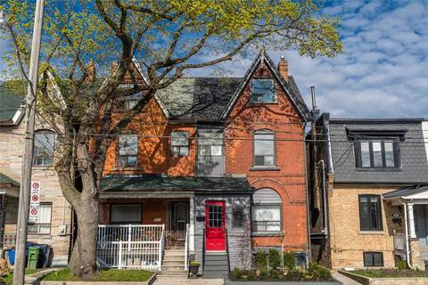 Townhouse for sale at 683 Ossington Ave Toronto Ontario - MLS: C4754185