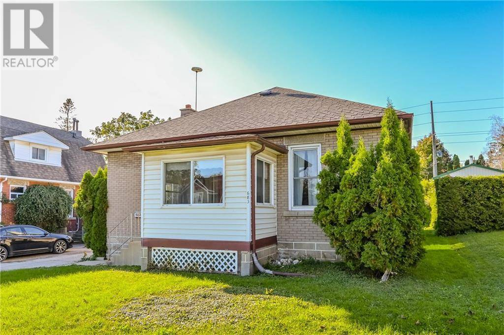 House for sale at 683 St Andrew St West Fergus Ontario - MLS: 30770904