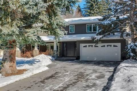 House for sale at 6831 Locke Ct Southwest Calgary Alberta - MLS: C4228724