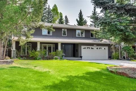 House for sale at 6831 Locke Ct Southwest Calgary Alberta - MLS: C4252755