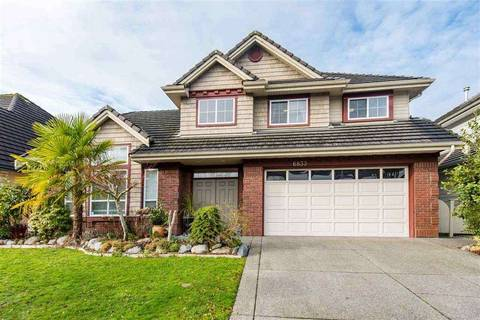 House for sale at 6833 Hamber St Richmond British Columbia - MLS: R2421210