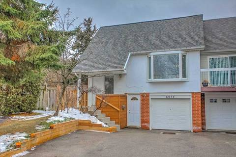 Townhouse for sale at 6834 Estoril Rd Mississauga Ontario - MLS: W4703006