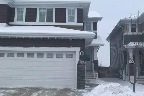 Townhouse for sale at 6835 Evans Wd Nw Edmonton Alberta - MLS: E4143588