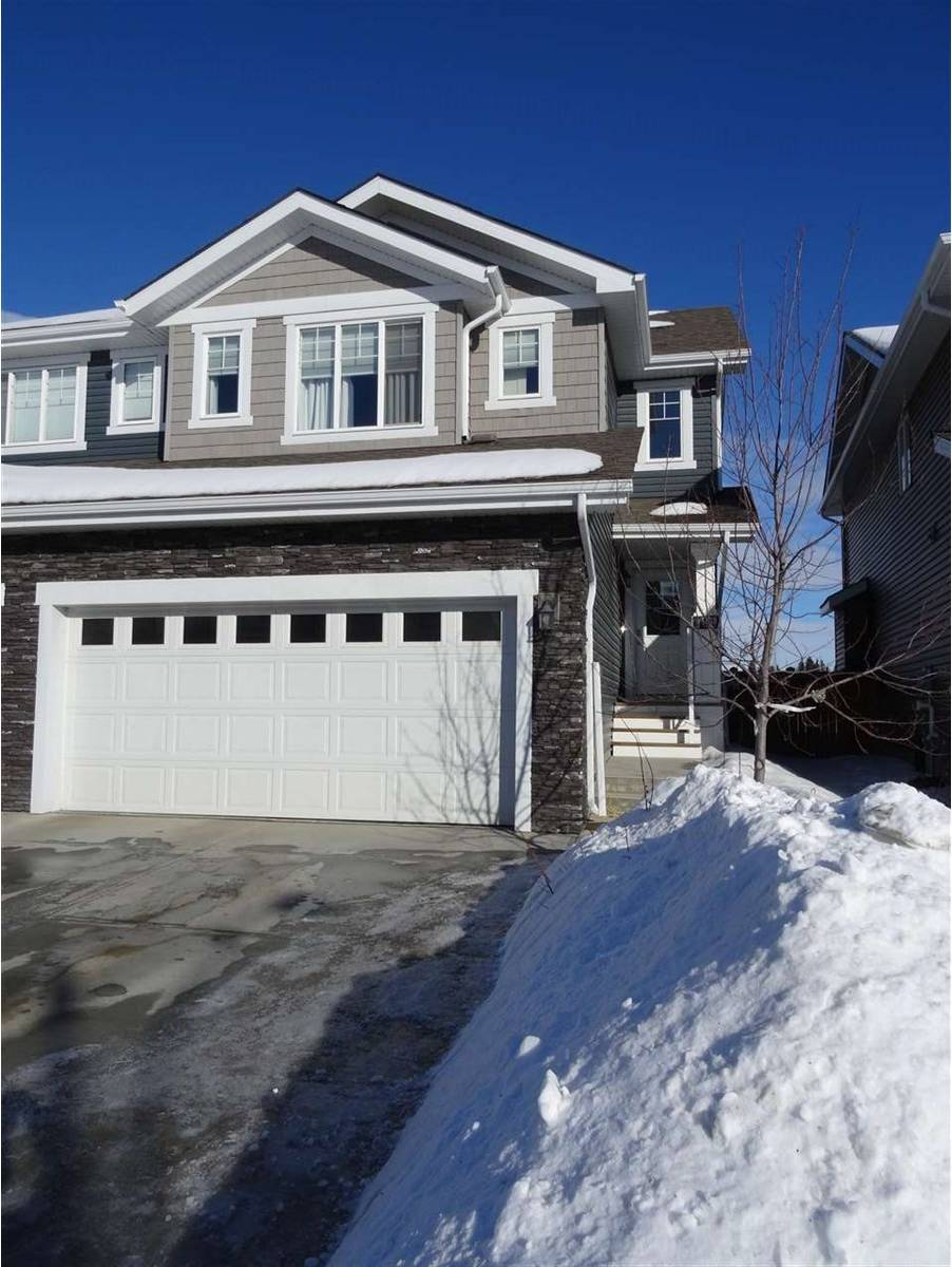 Townhouse for sale at 6839 Evans Wd Nw Edmonton Alberta - MLS: E4186732