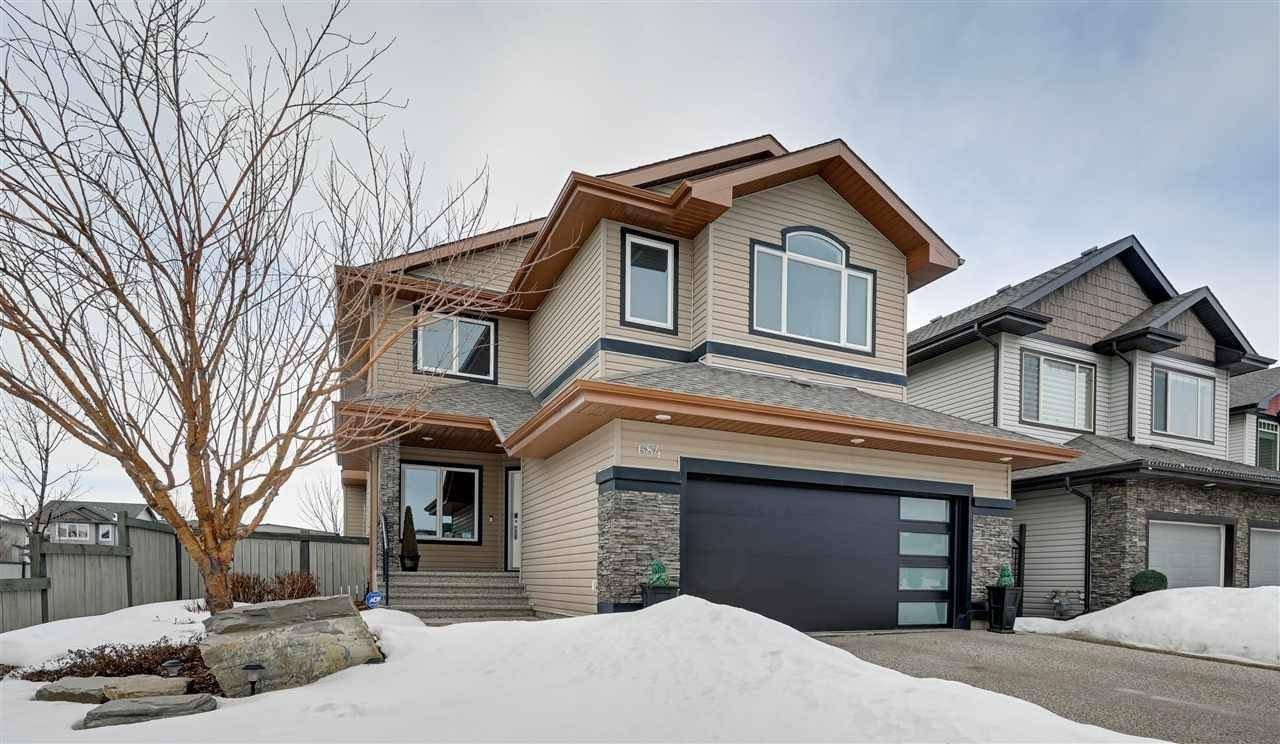 House for sale at 684 172 St Sw Edmonton Alberta - MLS: E4192643