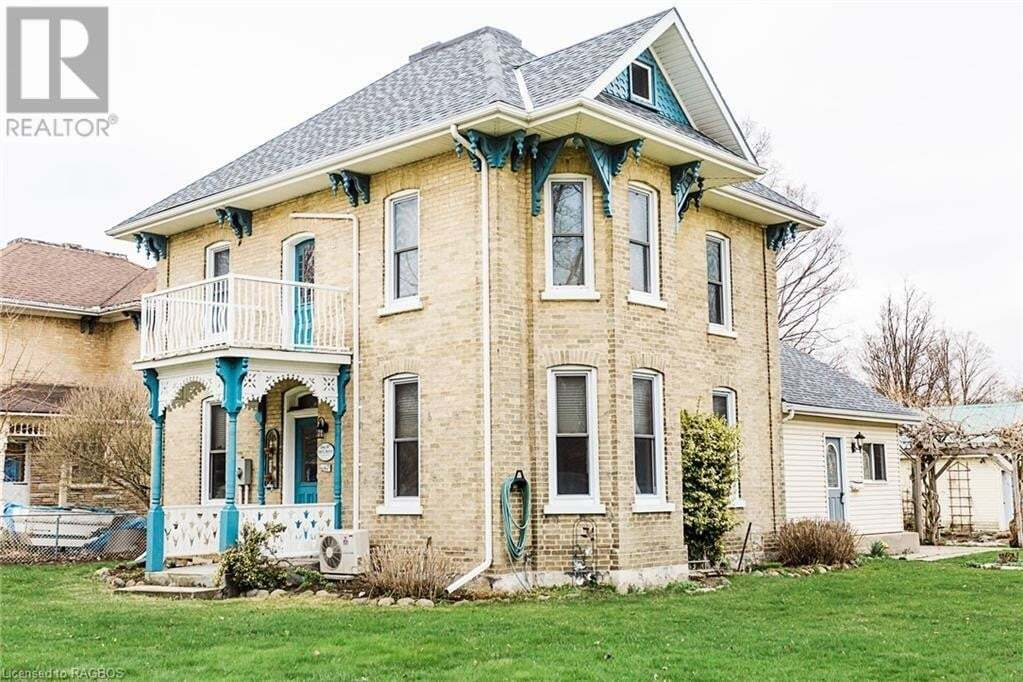 House for sale at 684 Elgin St Port Elgin Ontario - MLS: 253542