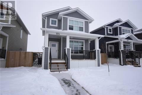 House for sale at 684 Meadows Blvd Saskatoon Saskatchewan - MLS: SK796789